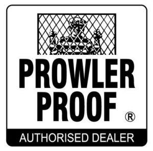 Prowler Proof Authorized Dealer Logo